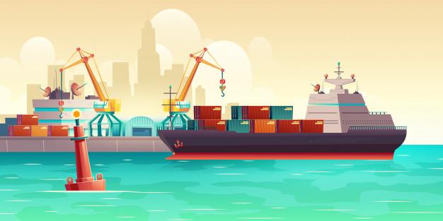 Jasa Angkut Cargo Termurah dari Balikpapan dan Makassar Tujuan Mojokerto